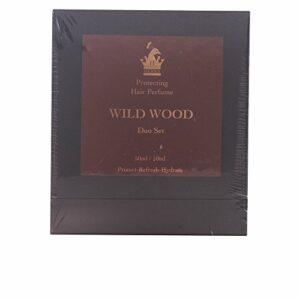 Herra Wildwood Set de Parfum Protecteur pour Cheveux + Mini Parfum Protecteur pour Cheveux 60 ml