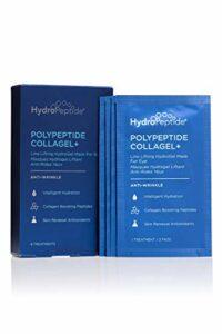 HydroPeptide Polypeptide Collagel Plus Line Lift Hydrogel Masque pour les yeux 8 traitements 100 g