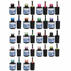 Kit de vernis à ongles 8 ml Gel imbibé de beauté pour le toilettage des ongles pour une utilisation en salon de manucure pour un usage domestique pour un maquillage
