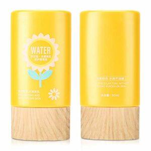Lotion solaire, crème solaire étanche Body Isolation Crème de protection solaire rafraîchissante Soin hydratant Lait solaire 60 ml