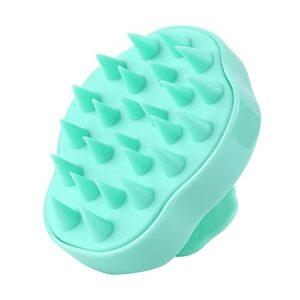 LXHY Peigne Tête de Silicone corpot Ballet Massage Brosse Peigne shampooing Cheveux Lave-feu Peigne Douche Brosse Bain Minceur Brosse de Massage Tout Neuf (Color : 19)