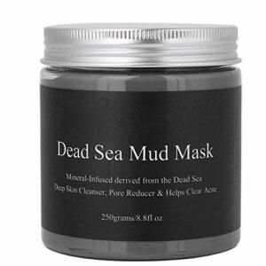 Masque facial hydratant, masque facial, naturel riche en sel et minéraux favorisant le rétrécissement des pores pour la beauté des femmes