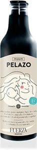 muum – Shampooing Pelazo Force Maximale. Renforce, augmente le volume et combat l'amincissement des cheveux. Empêche les frisottis, la chute des cheveux et stimule la croissance – 500 ml.
