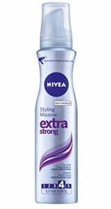 Nivea Lot de 12 éponges à cheveux extra résistantes, 150 ml.