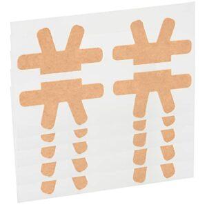 Patch pour ongles incarnés, patch correcteur de soin des ongles sûr à utiliser pour la maison
