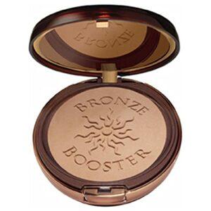 Physicians Formula – Maquillage Bronzeur – Poudre bronzante pour le Visage avec une Formule Légère pour un Teint Halé- Composée avec des Activateurs d'Éclat – Bronzant Compact – Clair à Moyen