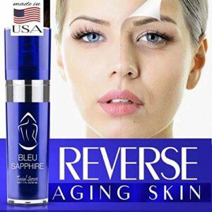 ROMANTIC BEAR Sérum visage anti-âge Hydratant raffermissant Lissage des lignes fines éclaircit le visage Anti-rides Essence