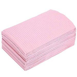 Tapis De Table Pour L'art Des Ongles, 125pcs Tapis De Table ImperméAble Pour Manucure, Coussin Pour Repose-Main En Papier pour Salon De Coiffure.