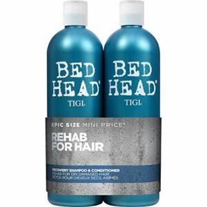 Tigi Bed Head – Duo Soin du Cheveux – Shampooing + Conditioner – BH UA Recovery Tween Duo