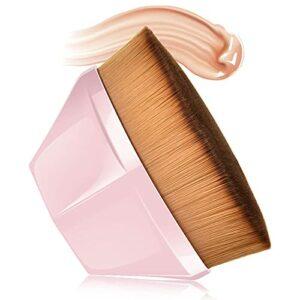 ZHBH Pinceau de Bain Fond de Teint Brosse Poudre BB crème pinceaux de Maquillage pour kit Plat de Poudre Libre Outil de Maquillage cosmétique