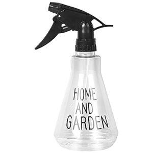500ML Vaporisateur Bouteilles, Spray Brumisateur en Plastique, Grande Capacité Vaporisateur pour Cheveux, Vaporisateurs Vides Rechargeable et Flacons, Spray Bouteille de Vide Coiffeur Domicile Jardin