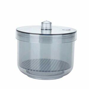 Cadeau de Juillet Nail Tools Disinfection Container Manucure Tools(Noir), Le manucure dentaire de récipient de désinfection de boîte de stérilisation de boîte de stérilisation de plateau d'outils de c