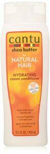 Cantu Shea Butter pour Cheveux Naturels le Revitalisant du Lendemain pour vos Boucles 07532-12/3EU 400 ml (Pack of 1)