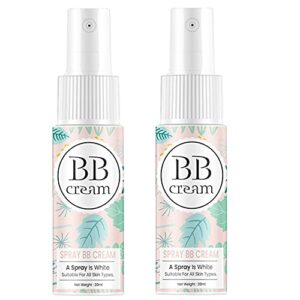 Crème BB Hydratante quotidienne, correcteur de blanchiment pour le visage et le corps, écran solaire respirant pour tous les types de peau, 20 ml