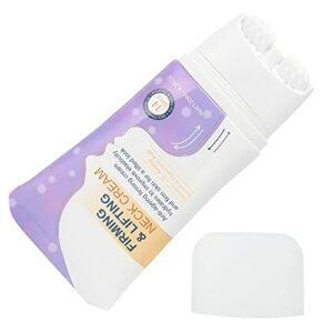 Crème Raffermissante pour le Cou Crème Hydratante Liftante pour la Peau Double Rouleau Crème de Soin de la Peau Nourrissante Anti-âge pour le Cou