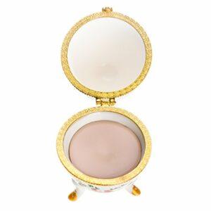 DAI IMPERIAL COSMETICS La Base de Maquillage le Correcteur – poussière de Perles Corrige les Défauts – protections Contre les Rayons le Raisin – ton Beis