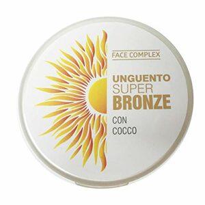 FACE COMPLEX Visage Complet Ongles Super Bronze avec Coco 200 ML
