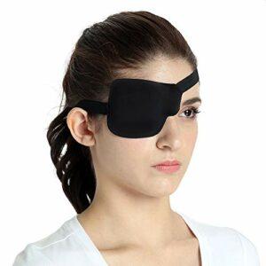 FCAROLYN Patch 3D pour les yeux Œil droit.