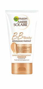 Garnier Ambre Solaire BB Body Bronzage Parfait Soin Perfecteur Teinté Corps 150 ml Lot de 2