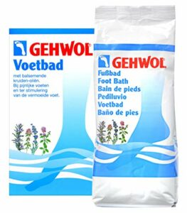Gehwol – BI624916 – Bain de Pieds – 400 g