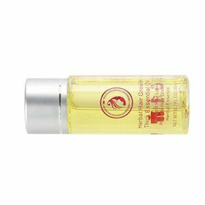 Herbal Oil Professional pour la repousse des cheveux pour les cheveux Pénétrante pour tous les types de cheveux pour le soin des cheveux