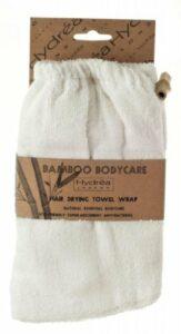Hydrea London – Serviette très absorbante très douce pour cheveux en bambou naturel