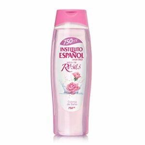 Instituto español Produit pour le bain parfum rose 750 ml