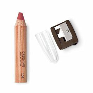 KIKO Milano Green Me Lips & Cheeks 104 | Crayon Rouge à Lèvres et Blush