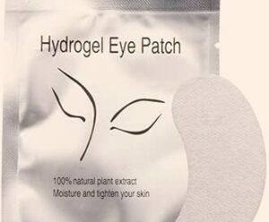 Lvjkes Patch Extension De Cils, Patch de Cils, 50 patchs pour les yeux confortables et respirants, bonne adhérence, soins de la peau nourrissants pour les salons de maquillage