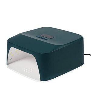 Machine de manucure de vernis à ongles de séchage de 48W, capteur de minuterie de séchage rapide de vernis à ongles de gel de lampe UV de sèche-ongles de LED d'USB