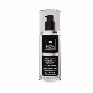 Mon Elixir « Régénérant et Réparant » – Peaux noires et mates – Soin de nuit hydratant pour le visage – Serum à l'acide hyaluronique – Crème hydratante visage anti-rides – 98% d'actifs naturel – 30 ML
