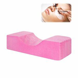 Oreiller Professionnel D'extension de Cils Salon de Beauté Outil de Maquillage D'oreiller de Cou en Mousse à Mémoire de Forme en U