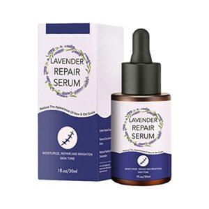 RAIKE Huile essentielle essentielle de lavande naturelle pour réparer les cicatrices et vergetures.
