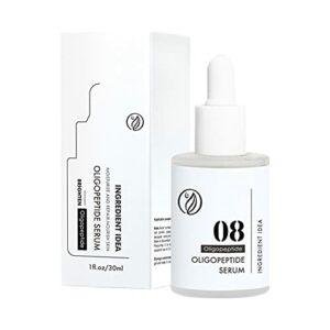 RAIKE Solution à base d'oligopeptide éclaircir les cicatrices, les cicatrices d'acné et les marques de soins de la peau – Essence de réparation.
