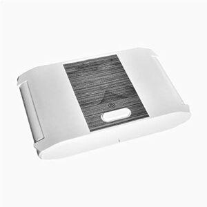 Sèche-ongles 36W, lampe de gel de manucure de séchage de colle de synchronisation de capteur IR, pour le séchage de vernis à ongles en gel UV LED lampe de séchage,Gris