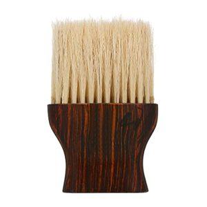 skrskr Coupe De Cheveux Visage Cou Duster Brosse pour Coiffure Styliste Professionnel Salon Salon De Coiffure Brosse De Nettoyage Outil