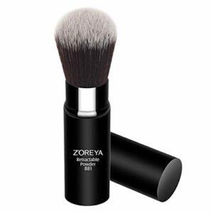 SM SunniMix Pinceau Fond de Teint Kabuki pour Maquillage du Visage – Pour Mélange Liquide, Crème ou Poudre Cosmétique – Polissage, Correcteur de Teint