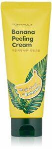 TONYMOLY Gommage à l'extrait de banane et yaourt Magic food Banana Peeling Cream 150 ml