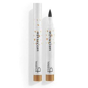 TPTPMAY Stylo de maquillage YaLuoUK – Pour taches de rousseur naturelles et réalistes – Outil de maquillage durable et imperméable – Stylo à pois doux et doux