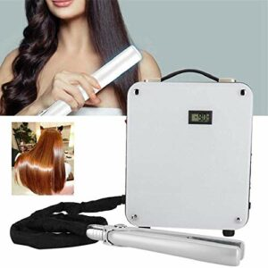 Vapeur à cheveux Machine de soins capillaires Salon de coiffure Blue Light Freeze Machine de pulvérisation de soins capillaires Épilation à la cire Instrument de réparation Traitement des cheveux