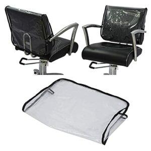 YMBHUO Chaise de Salon de beauté de Coiffure Professionnelle Couvercle de Protection Vinyl carré