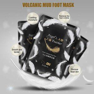 2pcs masque hydratant pour les pieds, masque de soin des pieds, pour améliorer la sécheresse de la peau des pieds, atténuer les rides des pieds