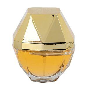 40 Ml Eau de Toilette Vaporisateur pour Femme, Parfum Femme Romantique Naturel Longue Durée Parfum Floral Vaporisateur pour le Corps Cadeau de Parfum