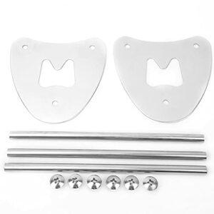Accessoires dentaires pour organisateur de support de support de support de ciseaux de pince orthodontique