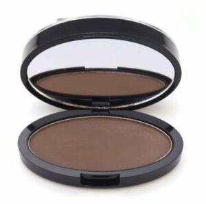 Bluelover Gris Brun Maquillage Sourcils Gel Front Timbre Poudre Étanche Yeux Cosmétiques Noir Brosse À Tête Outils – Brun