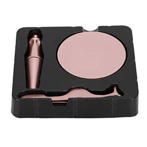 Changor Jeu d'outils de Maquillage pour Les Yeux magnétiques, Pain à la Doublure Pen Magnet Adsorption Tweezers Tweezers Liquide, Fibre Chimique, Fer