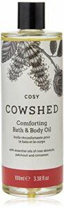 Cowshed – Huile Réconfortante pour Bain/Corps 100ML