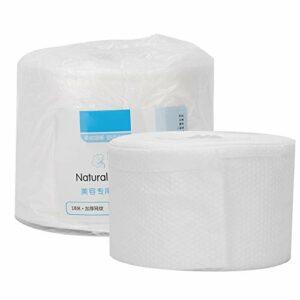 dgtrhted 18M Coton Gant de Toilette Serviette de Bain Maquillage Lingettes nettoyantes Souple Sec et Humide à Double Usage