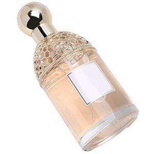 Eau de Toilette Enivrante 100 Ml, Parfum Longue Durée Vaporisateur de Parfum élégant Parfum Fruité pour Femmes(Rose délicate)