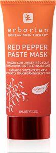 Erborian Red Pepper Paste Mask Masque soin concentré d'éclat 50ml
